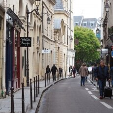 Paris in May - Le Marais 10