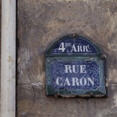 Paris in May - Le Marais 22
