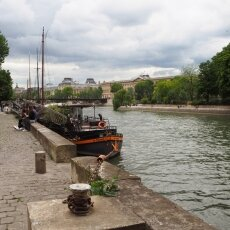 Paris in May - Seine promenade 01