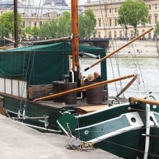 Paris in May - Seine promenade 02