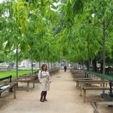 Paris in May - Jardin du Luxembourg 01