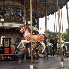 Paris in May - Carousel