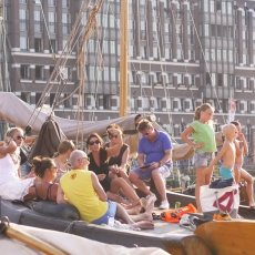 People and boats 04