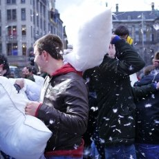 Pillow Fight 2015 02