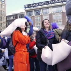 Pillow Fight 2015 05