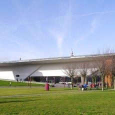 Stedelijk Museum at Museumplein
