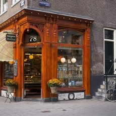 A small shop in Jordaan