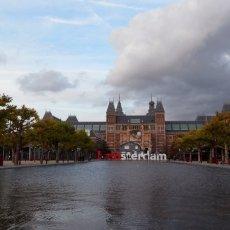 Rijkmuseum and Iamsterdam letters