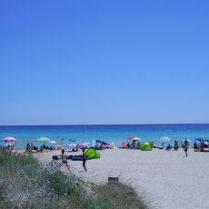 My favourite beach in Porto Cesareo