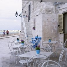 Perfect place for a coffee - Monopoli