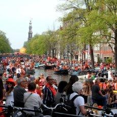 Orange canals