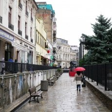 Rainy day in Bucharest 03