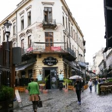 Rainy day in Bucharest 05