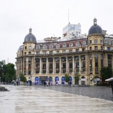Rainy day in Bucharest 10