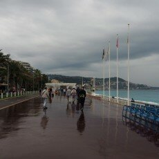 Rainy day in Nice 10