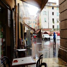 Rainy day in Nice 20