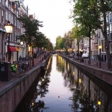 Early morning in the Red Light District 05