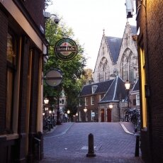 Early morning in the Red Light District 06