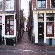 Early morning in the Red Light District 11