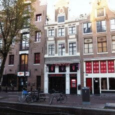 Early morning in the Red Light District 18