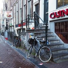 Early morning in the Red Light District 20