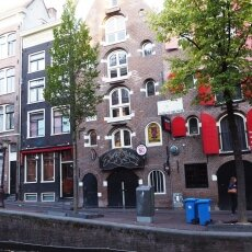 Early morning in the Red Light District 21