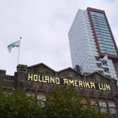 Former Holland Amerika line