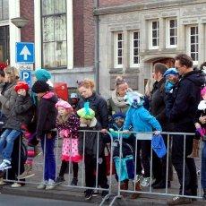 Waiting for Sinterklaas