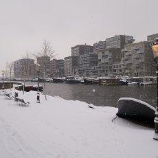 Westerdok view