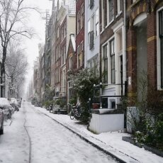 Snowing in Amsterdam 24