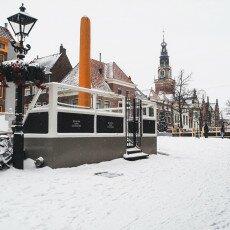 Snow storm in Alkmaar 04