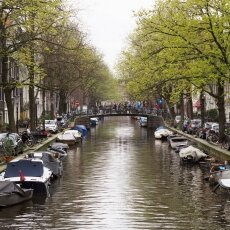 A spring morning in Amsterdam 07