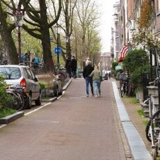 A spring morning in Amsterdam 09