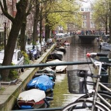 A spring morning in Amsterdam 10