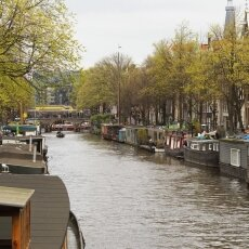 A spring morning in Amsterdam 18