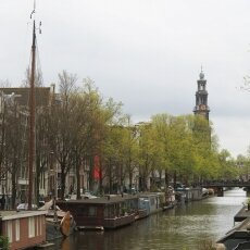 A spring morning in Amsterdam 24