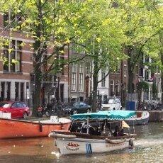 Spring snow in Amsterdam 01