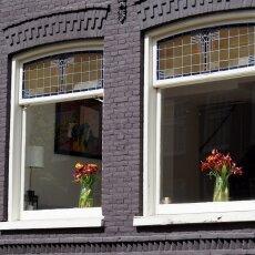 Spring snow in Amsterdam 14