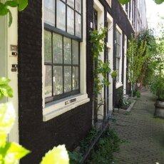 Spring snow in Amsterdam 16