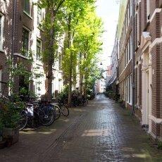 Spring snow in Amsterdam 17