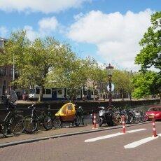 Spring snow in Amsterdam 20