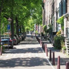 Amsterdam in May 23
