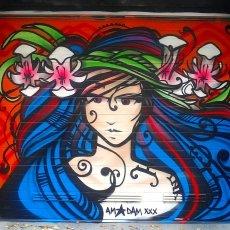 Beautiful painting by Inkie on Prinseneiland