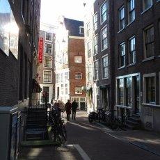 a very short street
