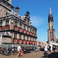 Summer in Delft 01