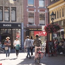 Summer in Delft 02