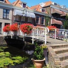 Summer in Delft 09