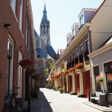 Summer in Delft 22