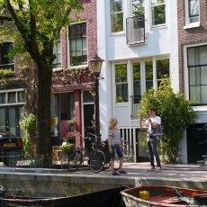 Sunny Day Amsterdam 09