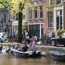 Sunny Day Amsterdam 10